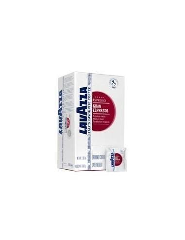 LAVAZZA Cialda GRAN ESPRESSO ROSSA Cartone 150 Cialde Ese 44