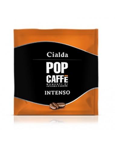 POP CAFFE Cialda INTENSO Cartone 150 Cialde Ese 44