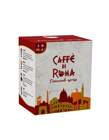 CAFFE DI ROMA CIALDA SOGNO DEC Cartone 50 Cialde Ese 44