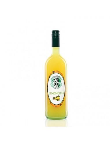 SANTO SPIRITO LEMONCELLO AROMA D'ABRUZZO Bottiglia 1 Lt