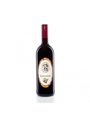 SANTO SPIRITO RATAFIA AROMA D'ABRUZZO Bottiglia 1 Lt