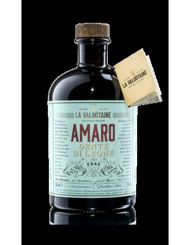 La Valdotaine Dente di Leone Amaro di montagna bottiglia 3LT JEROBOAM