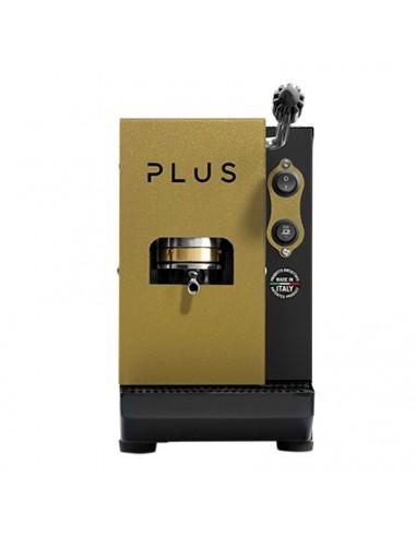 MACCHINA CAFFE AROMA PLUS GOLD ORO e NERO a Cialde Diametro Ese 44