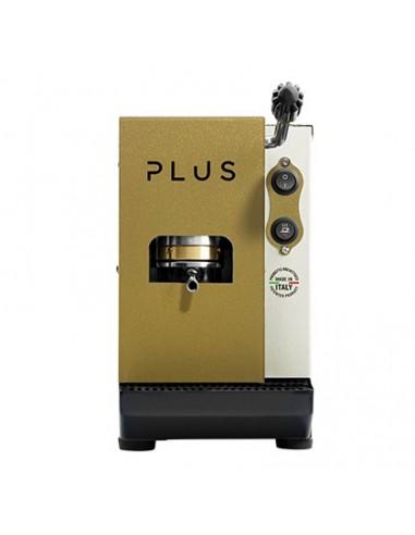 MACCHINA CAFFE AROMA PLUS GOLD ORO e AVORIO a Cialde Diametro Ese 44